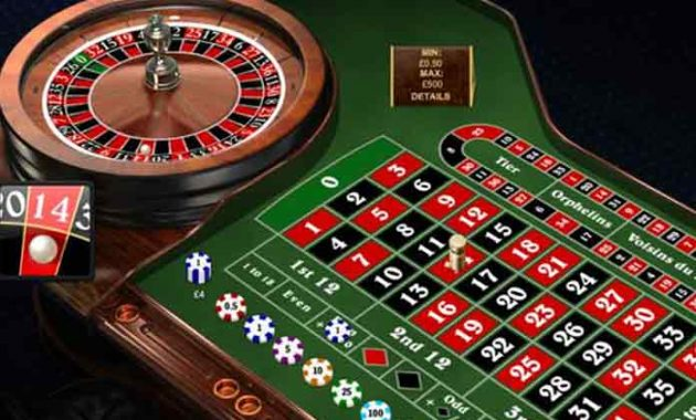 Bermain Roullete Casino Online